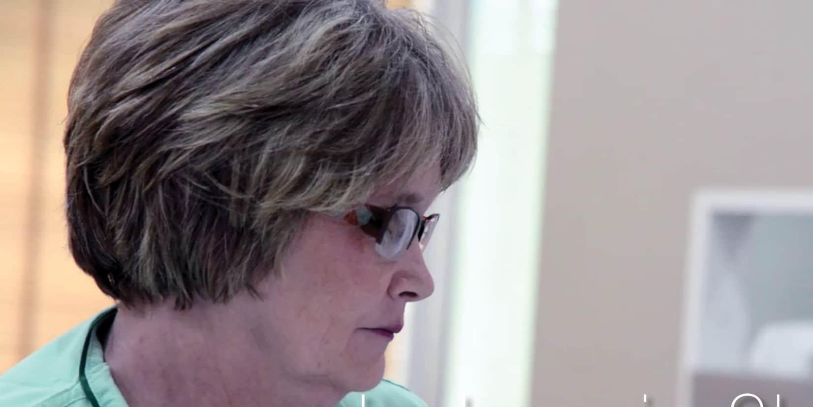 Debbie Pacjentka Po Udarze