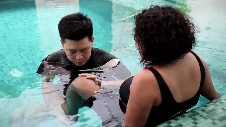 Aquaterapia