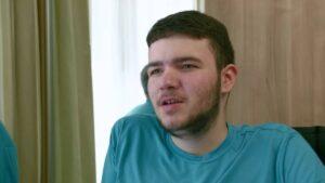 Rafael pacjent cierpiący na dystrofię mięśniową poddany leczeniu komórkami macierzystymi